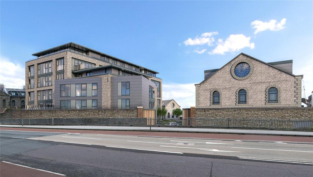 2 Bedrooms Flat for sale in Apartment 30 New Retort House, Brandon Yard, Lime Kiln Road, Bristol, BS1