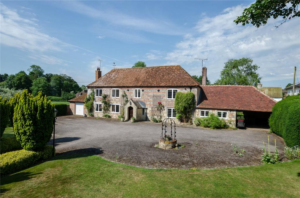 4 Bedrooms Detached House for sale in Orcheston, Salisbury, Wiltshire, SP3