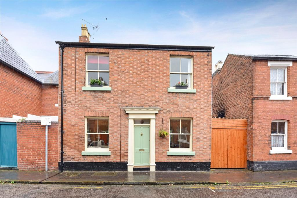 3 Bedrooms Link Detached House for sale in Albion Place, Chester, CH1