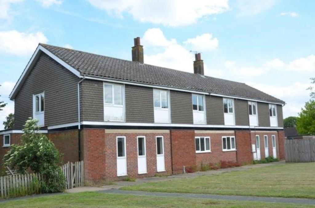 1 Bedroom Apartment Flat for sale in Pightle Close, Elmswell