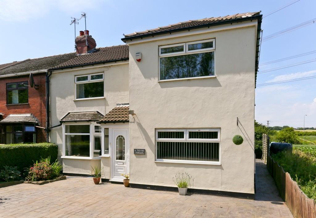 4 Bedrooms End Of Terrace House for sale in Trevor Terrace,Lawns Lane, Carr Gate
