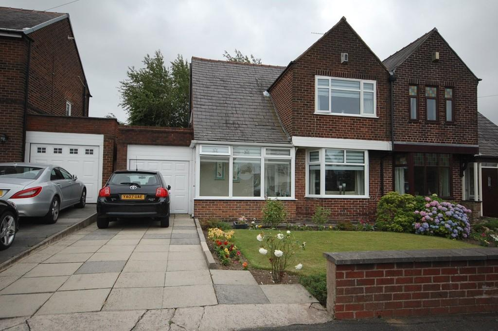 3 Bedrooms Semi Detached House for sale in Liverpool Road, Pewfall, St. Helens