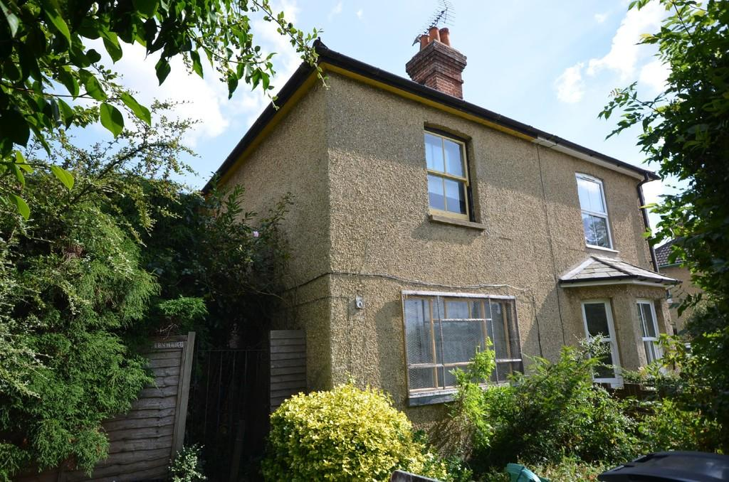 3 Bedrooms Semi Detached House for sale in Recreation Road, Rowledge