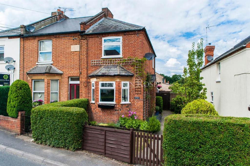 3 Bedrooms Semi Detached House for sale in Victoria Road, South Ascot