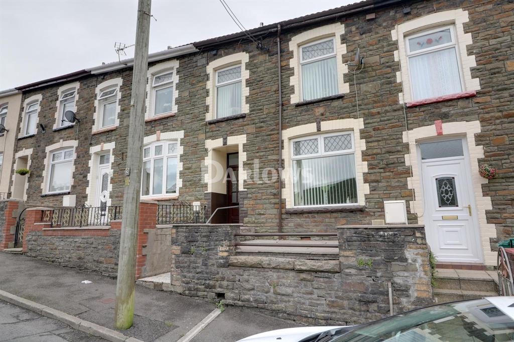 3 Bedrooms Terraced House for sale in Brewery St, Pontygwaith