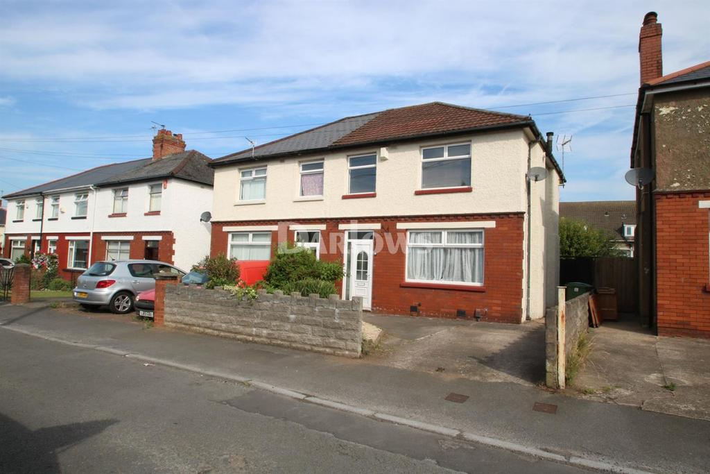 3 Bedrooms Semi Detached House for sale in Linden Grove, Rumney, Cardiff