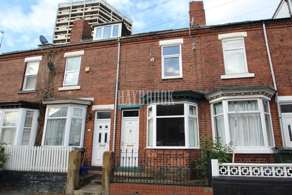 3 Bedrooms Terraced House for sale in Allan Street, Clifton