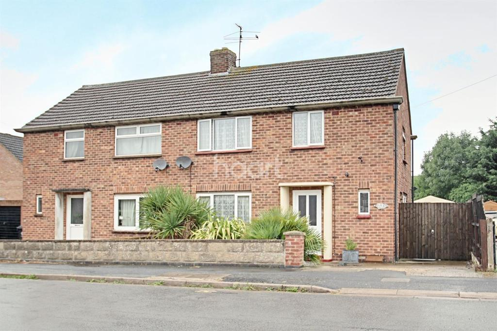 3 Bedrooms Semi Detached House for sale in UPPER QUEEN STREET, RUSHDEN