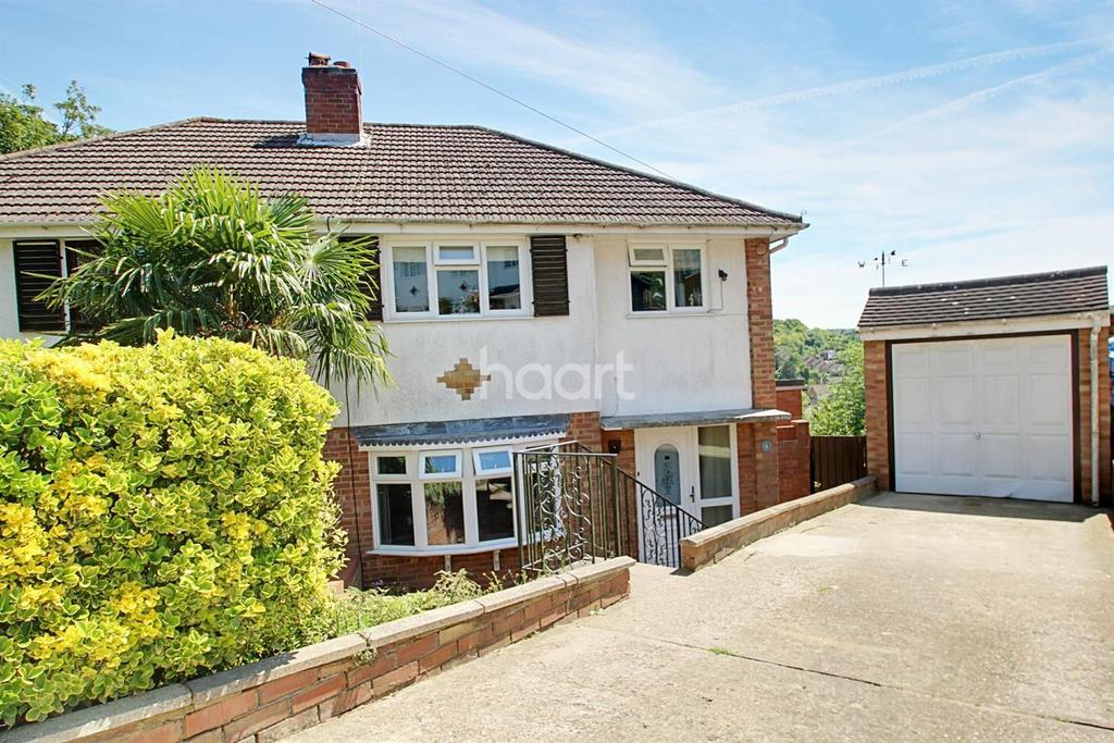 3 Bedrooms Semi Detached House for sale in The Wirrals, Walderslade