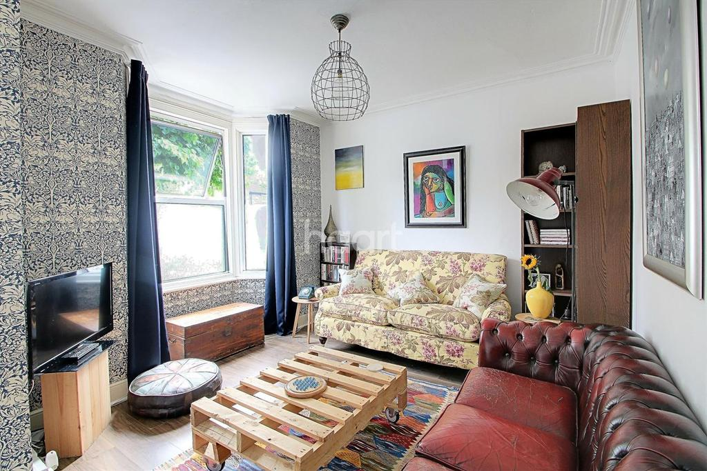 2 Bedrooms Terraced House for sale in Thorpe Road, London, E7