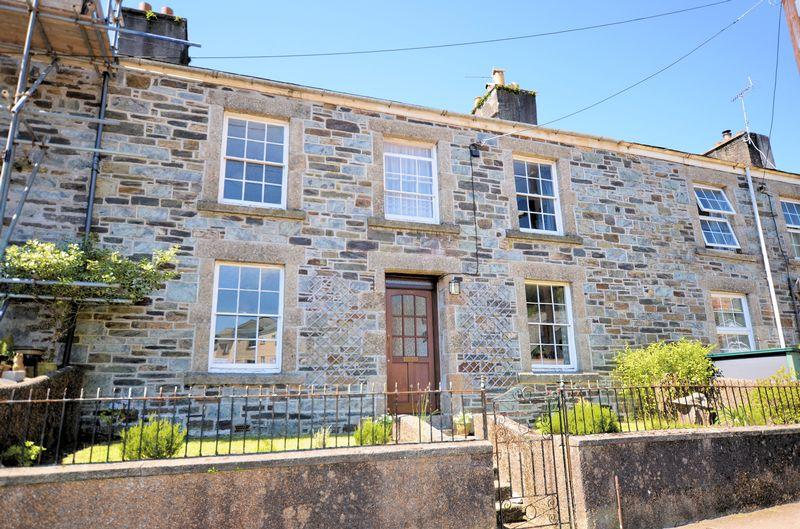 4 Bedrooms Terraced House for sale in Bannawell Street, Tavistock