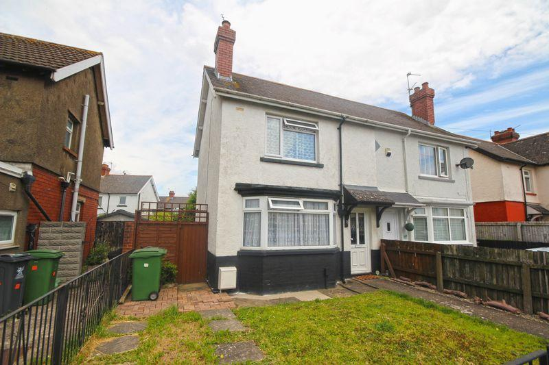2 Bedrooms Semi Detached House for sale in Taymuir Road, Tremorfa