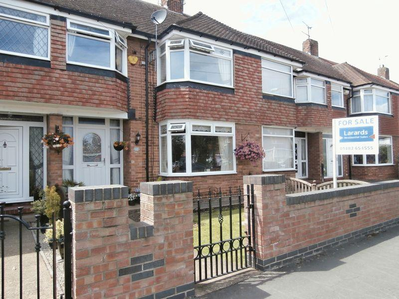 3 Bedrooms Terraced House for sale in Lime Avenue, Willerby