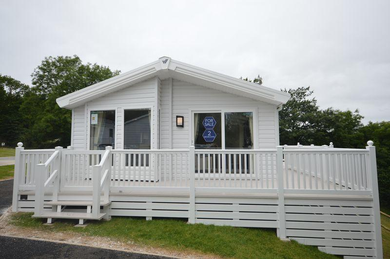 2 Bedrooms Park Home Mobile Home for sale in Willerby Heathfield Lodge, Dawlish Warren