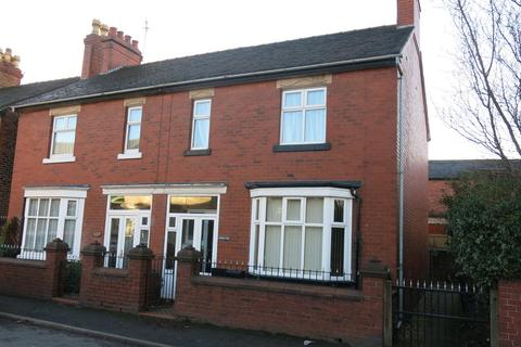 3 bedroom semi-detached house to rent - Knowle End, Hall Street, Audley, ST7 8DB
