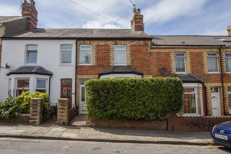 4 Bedrooms Terraced House for sale in Ivy Street, Penarth