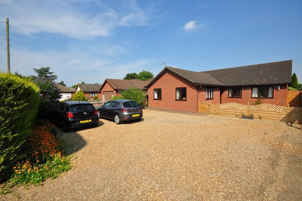 4 Bedrooms Detached Bungalow for sale in Common Road, Bressingham