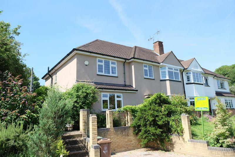5 Bedrooms Semi Detached House for sale in Martens Avenue, Bexleyheath