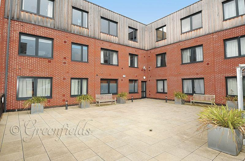 2 Bedrooms Ground Flat for sale in Windmill Court, West Way, Ruislip