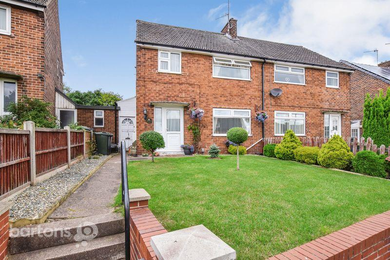 3 Bedrooms Semi Detached House for sale in Dewhill Avenue, WHISTON