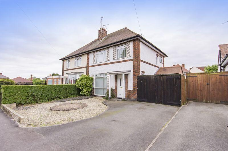 3 Bedrooms Semi Detached House for sale in SINFIN AVENUE, SHELTON LOCK