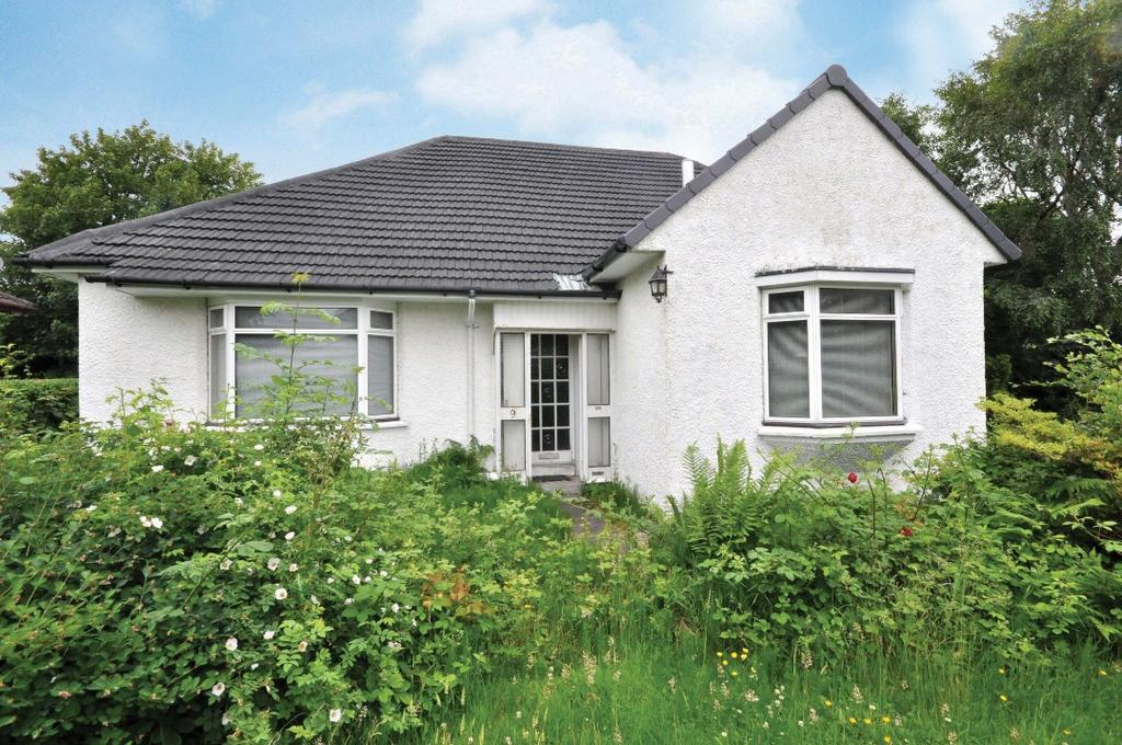 3 Bedrooms Detached House for sale in Garry Avenue , Bearsden , East Dunbartonshire , G61 2JY