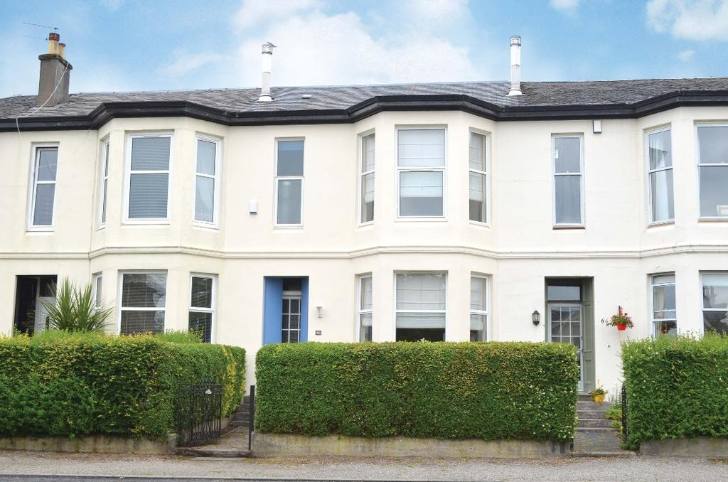 3 Bedrooms Terraced House for sale in West King Street, Helensburgh, Argyll Bute, G84 8EE
