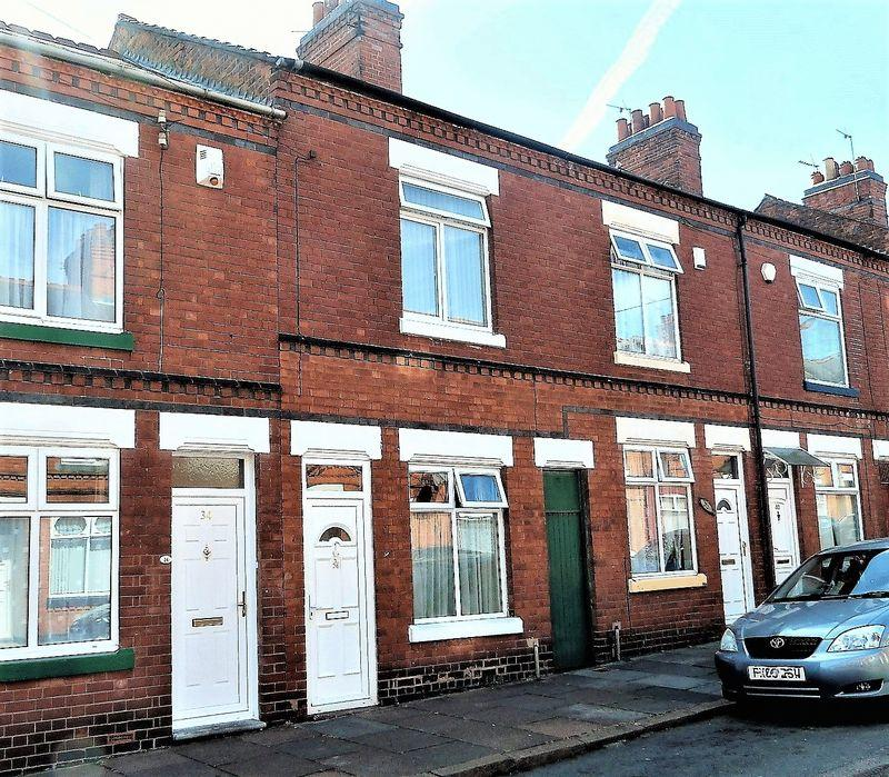 3 Bedrooms Terraced House for sale in Cromer Street, Evington, Leicester LE2
