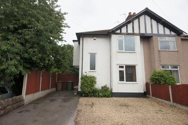 3 Bedrooms Semi Detached House for sale in Downham Road South, Heswall