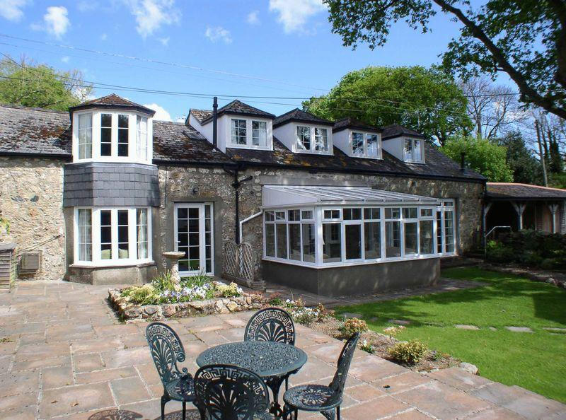 3 Bedrooms Detached House for sale in Easton Cross, Chagford