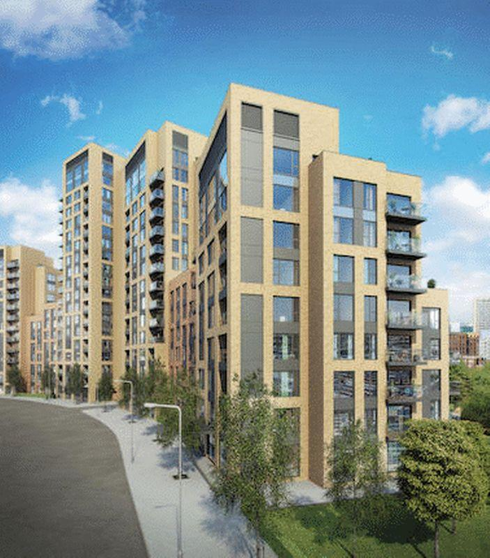 1 Bedroom Apartment Flat for sale in EAST CROYDON BRAND NEW LUXURY APARTMENT