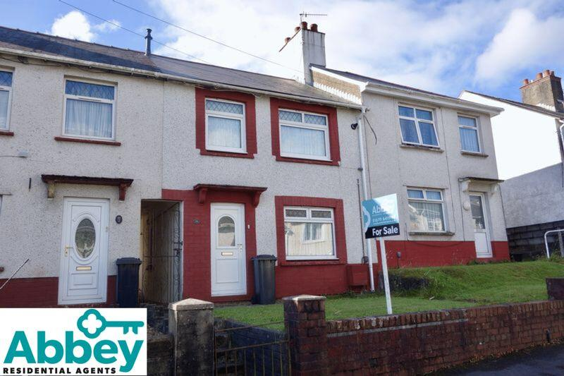 2 Bedrooms Terraced House for sale in Greenwood Road, Pencaerau, Neath, SA11 2BD