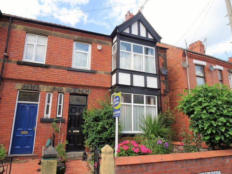 3 Bedrooms Semi Detached House for sale in Ruabon Road, Wrexham