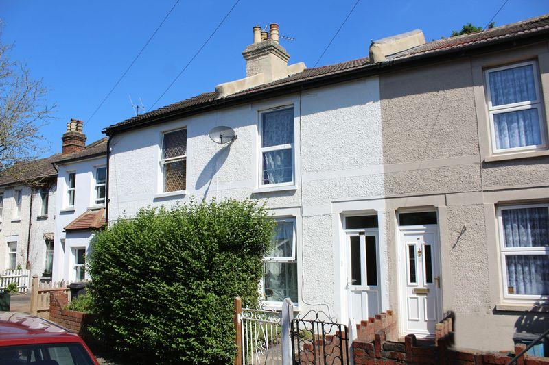2 Bedrooms Terraced House for sale in Jarvis Road, South Croydon, Surrey