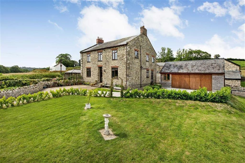 4 Bedrooms Detached House for sale in Watchford Farm, Nr Churchinford, Honiton, Devon, EX14