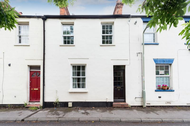 3 Bedrooms Terraced House for sale in Vicarage Road, Oxford, Oxfordshire