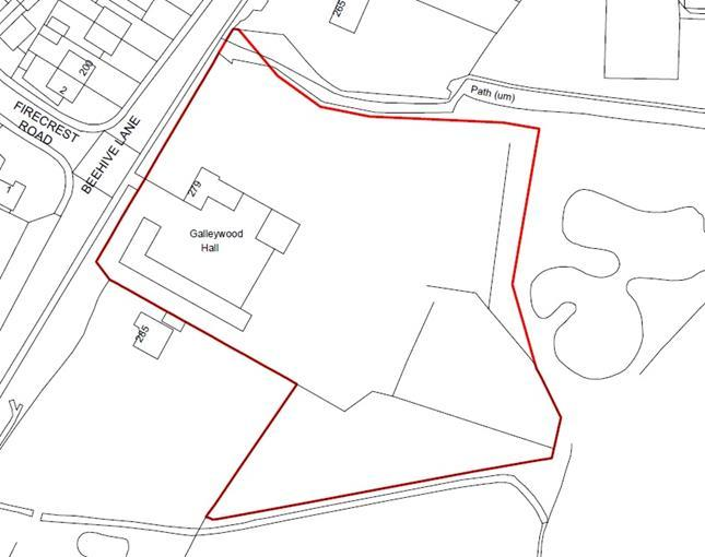 Residential Development Commercial for sale in Galleywood Hall, 279 Beehive Lane, Chelmsford, Essex, CM2 9SJ