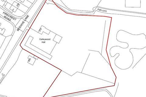 Residential development for sale - Galleywood Hall, 279 Beehive Lane, Chelmsford, Essex, CM2 9SJ