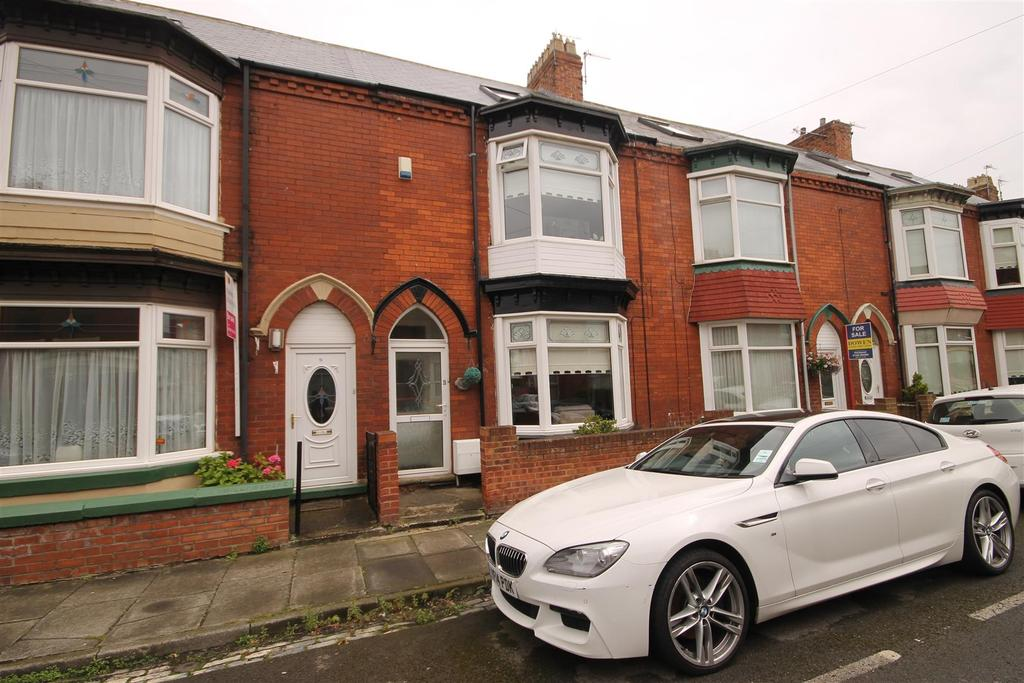 3 Bedrooms Terraced House for sale in Lansdowne Road, Hartlepool