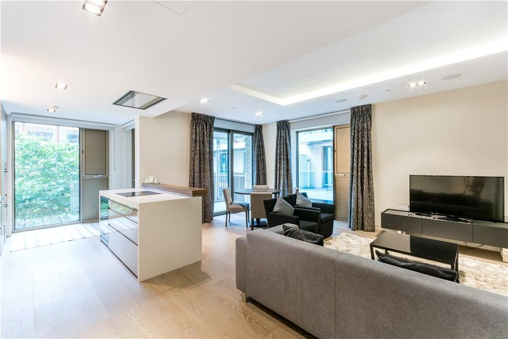 2 Bedrooms Flat for sale in Pearson Square, Fitzroy Place, London, W1T