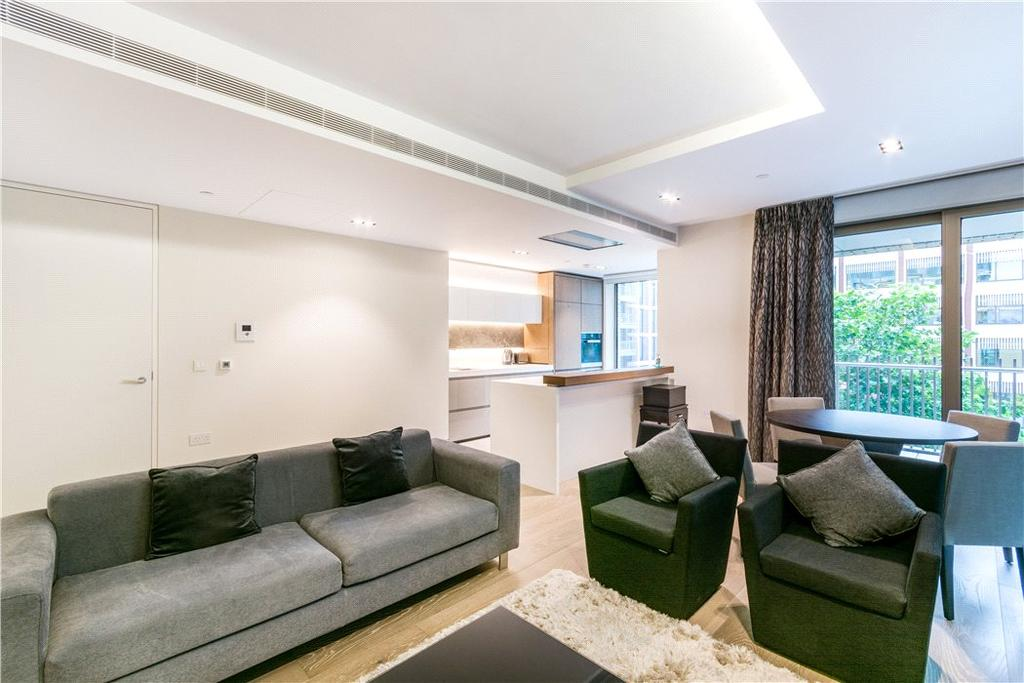 2 Bedrooms Flat for sale in Pearson Square, Fitzroy Place, Fitzrovia, London, W1T