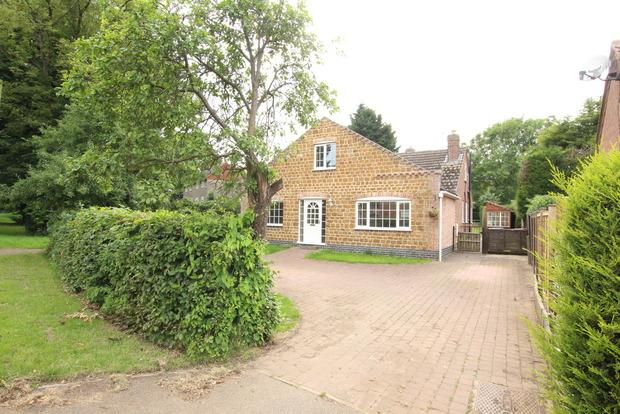 4 Bedrooms Detached House for sale in Scalford Road, Eastwell, LE14
