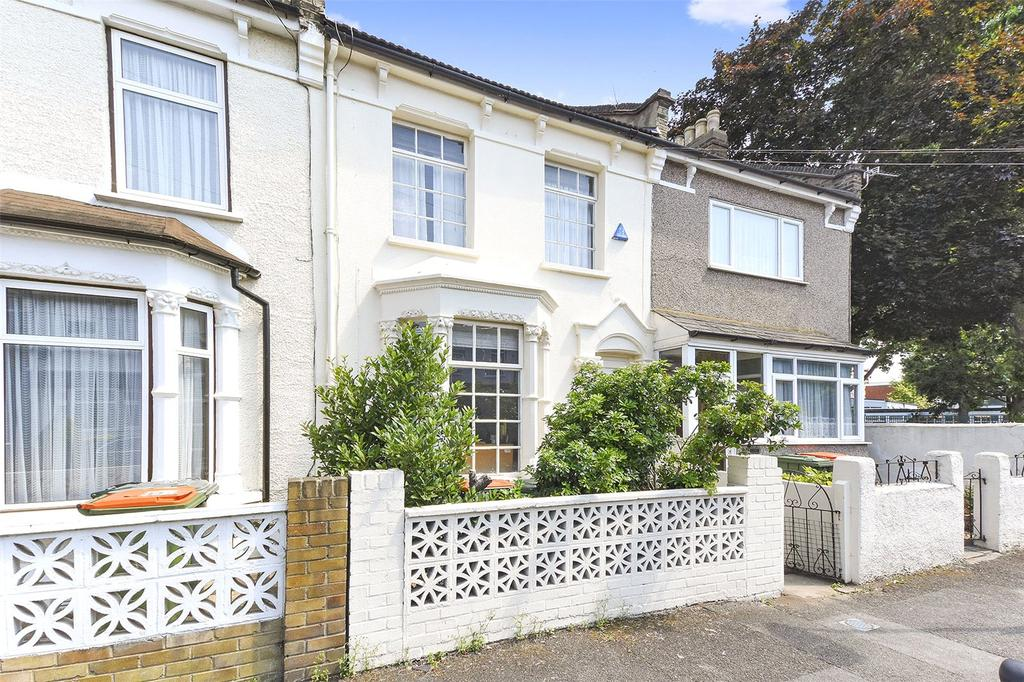 3 Bedrooms Terraced House for sale in Evesham Road, London, E15