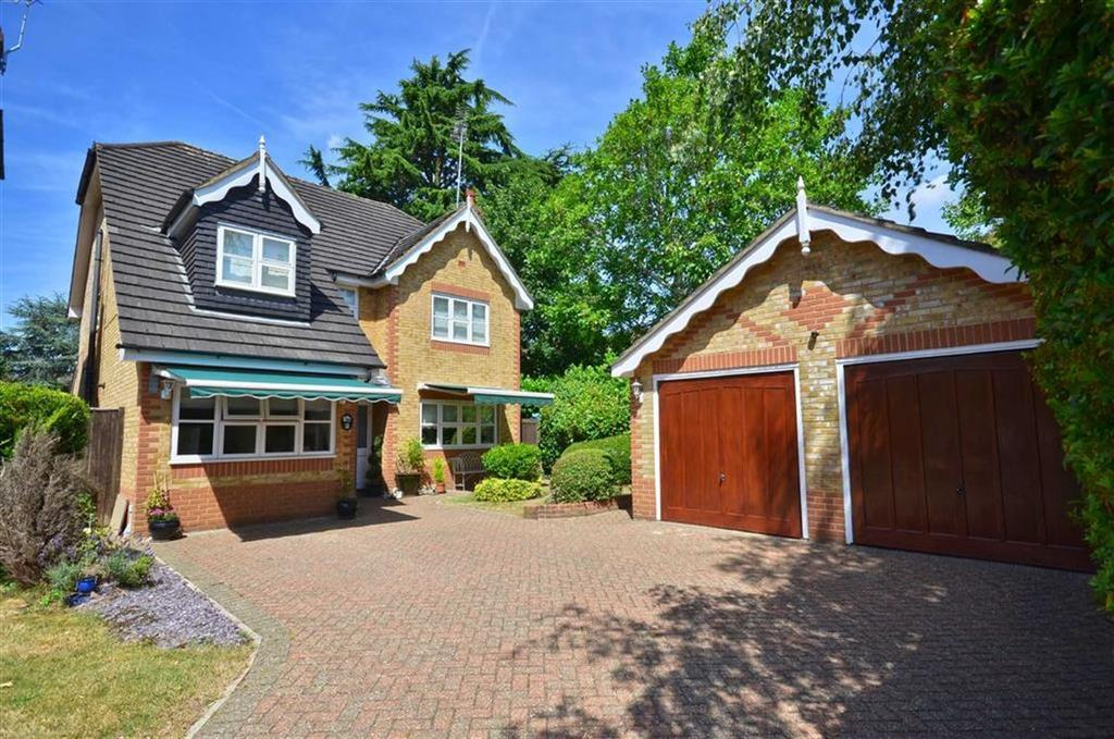 5 Bedrooms Detached House for sale in Alexandra Mews, Watford, Hertfordshire