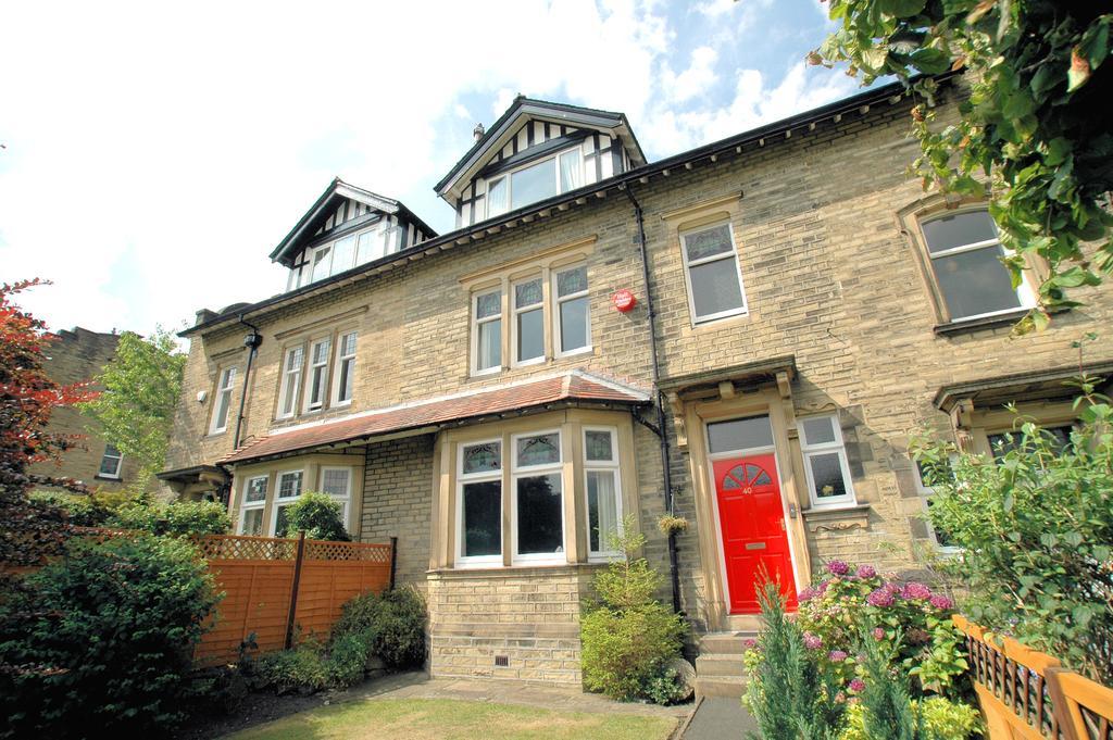 5 Bedrooms Terraced House for sale in Manor Heath Road, Manor Heath, Halifax HX3
