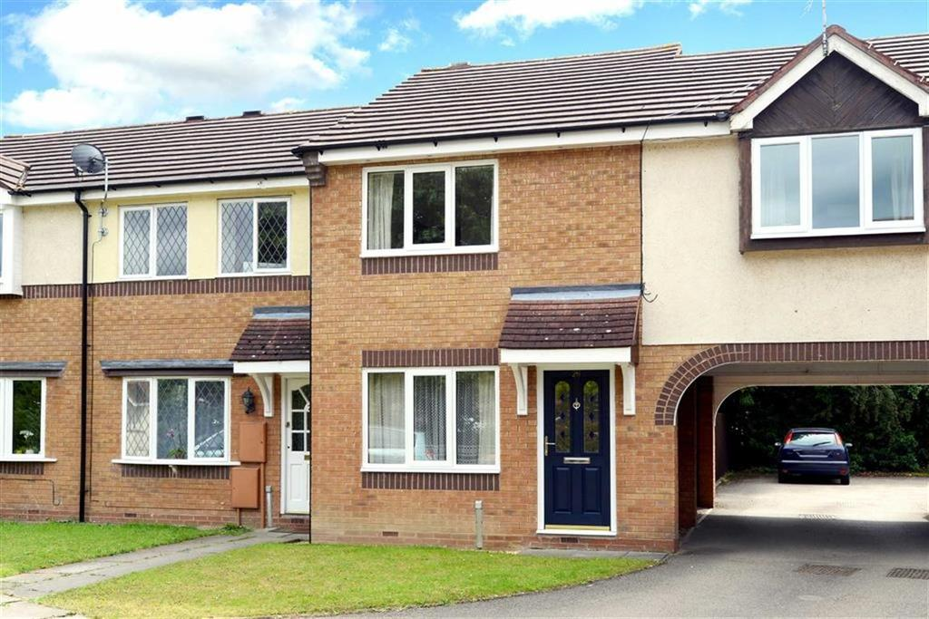 2 Bedrooms Terraced House for sale in Barkstone Drive, Herongate, Shrewsbury, Shropshire