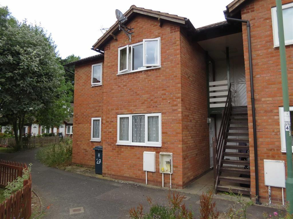 Studio Flat for sale in The Ridings, Gains Park, Shrewsbury, Shropshire
