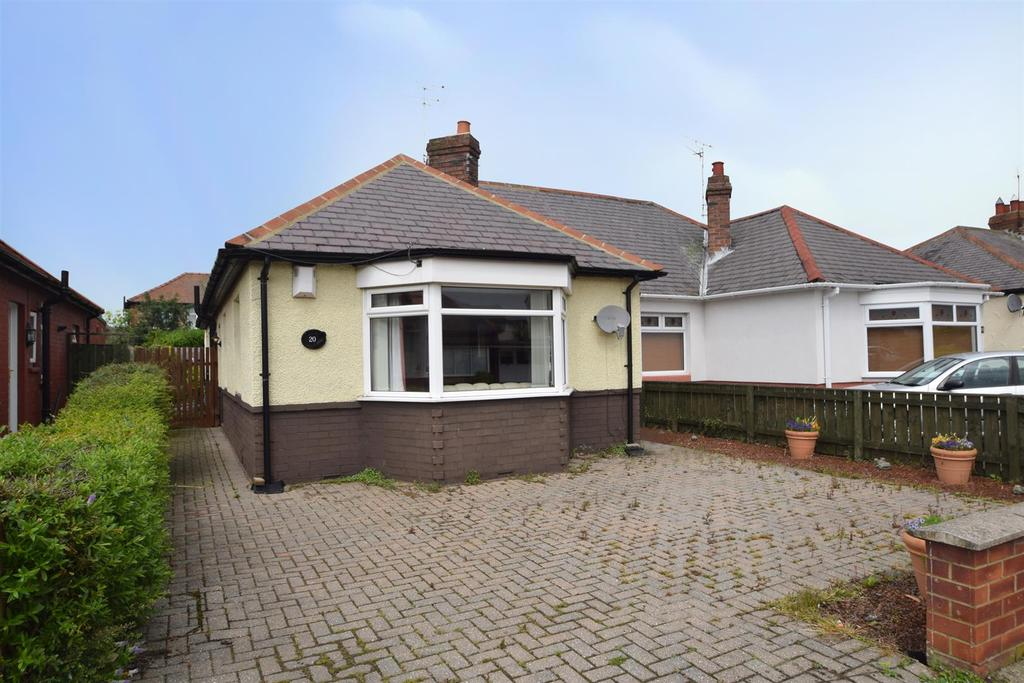 Wonderful Bungalows For Sale In Whitley Bay Part - 9: Image 1 Of 12: 20 Grange Park Front 2.jpg