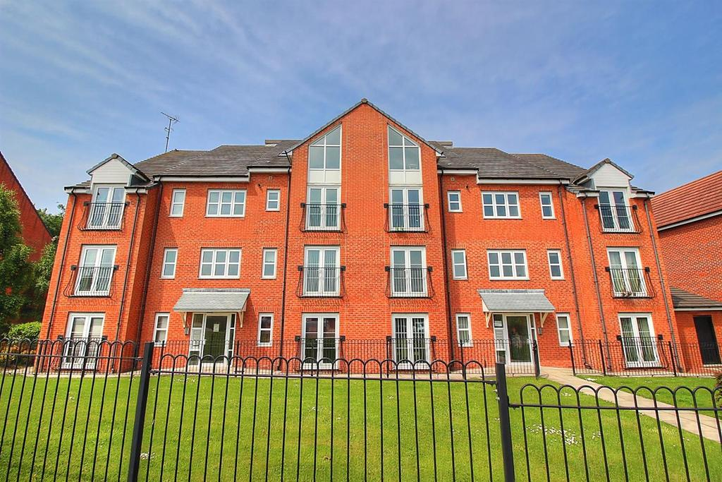 2 Bedrooms Apartment Flat for sale in The Willows, Gateshead