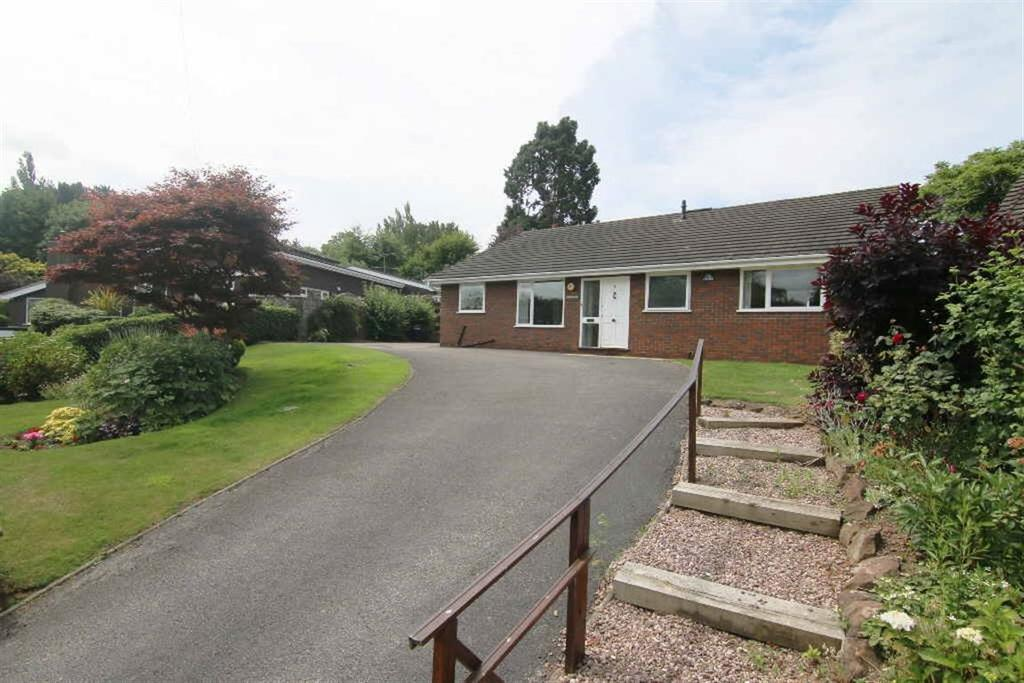 3 Bedrooms Detached Bungalow for sale in Manor Farm Close, Mickle Trafford